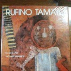 Libros: CATALOGO RUFINO TAMAYO. Lote 263076945