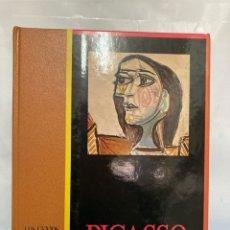 Libros: LIBRO DE PICASSO, TAPA DURA DE 30 X 23,50 CM DEL AÑO 1988,. Lote 265170214