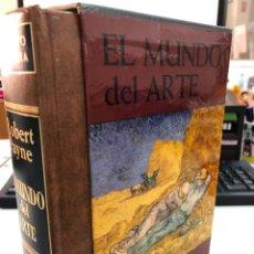 Libri: 1974 HISTORIA DEL MUNDO DEL ARTE ROBERT PAYNE 1974 EN CAJA. Lote 265933943