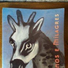 Libros: SIGNOS E MILAGRES. Lote 265994043