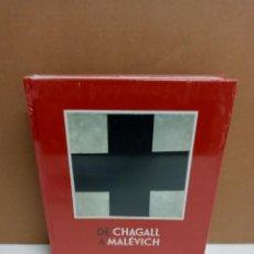 Libri: DE CHAGALL A MALEVICH - FUNDACIÓN MAPFRE. Lote 266474063