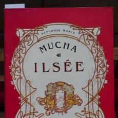 Libros: ILSEE. MUCHA ALPHONSE MARIA. 48 FULL-COLOR PLATES.. Lote 266994195