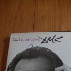 Libros: DALI 1904 - 2004. FOTOGRAFIES XAVIER MISERACHS. EDICIONS 62. EDICIÓ ESPECIAL PER LA CAIXA. 2003. Lote 267135774