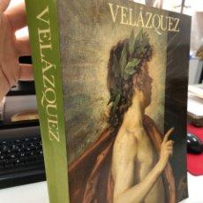 Libros: VELAZQUEZ MUSEO DEL PRADO 1990 CATÁLOGO- CASI 500 PÁGINAS- GRAN TAMAÑO. Lote 269621458