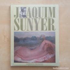 Libros: JOAQUIM SUNYER. Lote 274916893