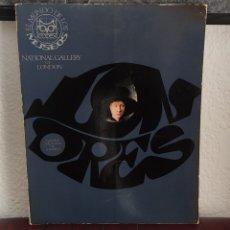 Libros: LIBRO - EL MUNDO DE LOS MUSEOS GALERIA NACIONAL DE LONDRES I / PINTURA - CODEX EDITORIAL. Lote 276651513