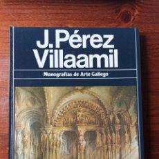 Libros: JENARO PÉREZ VILLAMIL. Lote 277214233