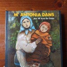 Libros: MARÍA ANTONIA DANS. Lote 277214658