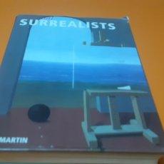 Libros: LIBRO ESSENTIAL SURREALISTS EN INGLÉS. Lote 278511043