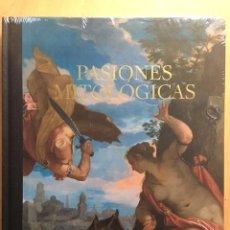 Libri: CATÁLOGO EXPOSICIÓN PASIONES MITOLÓGICAS: TIZIANO,VERONESE,ALLORI,RUBENS,RIBERA,POUSSIN, VELÁZQUEZ. Lote 280152268