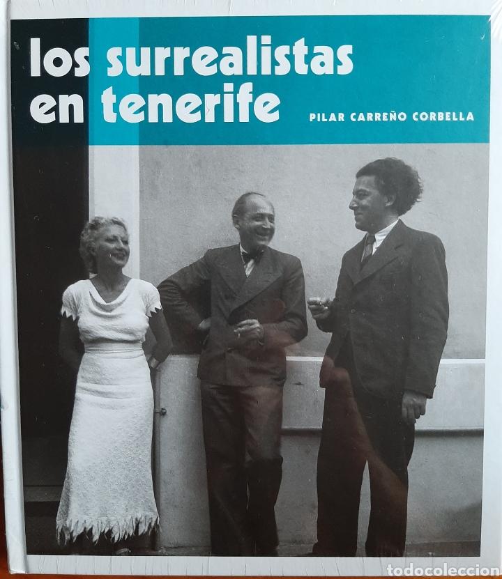 LOS SURREALISTAS EN TENERIFE (Libros Nuevos - Bellas Artes, ocio y coleccionismo - Pintura)