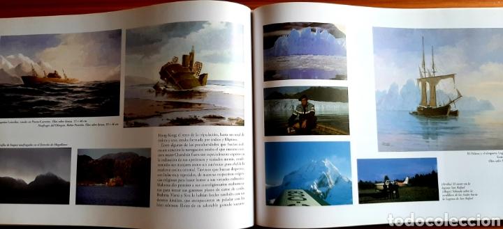Libros: Cincuenta años de una vida en la pintura del mar - Foto 4 - 286978443