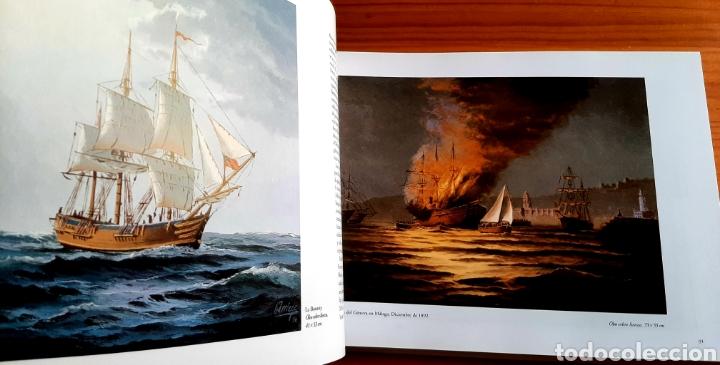 Libros: Cincuenta años de una vida en la pintura del mar - Foto 6 - 286978443