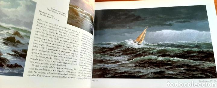 Libros: Cincuenta años de una vida en la pintura del mar - Foto 7 - 286978443