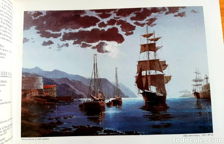 Libros: Cincuenta años de una vida en la pintura del mar - Foto 8 - 286978443