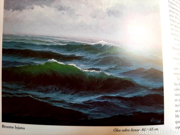 Libros: Cincuenta años de una vida en la pintura del mar - Foto 12 - 286978443