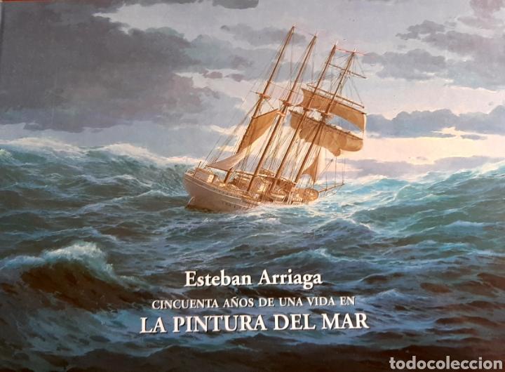 CINCUENTA AÑOS DE UNA VIDA EN LA PINTURA DEL MAR (Libros Nuevos - Bellas Artes, ocio y coleccionismo - Pintura)