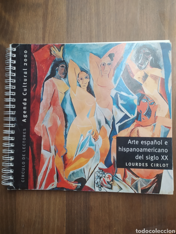 AGENDA CULTURAL AÑO 2000 (Libros Nuevos - Bellas Artes, ocio y coleccionismo - Pintura)