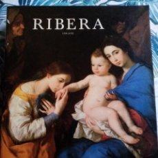 Libros: RIBERA 1591/1652/MUSEO DEL PRADO/ALFREDO E. PEREZ. Lote 288967383