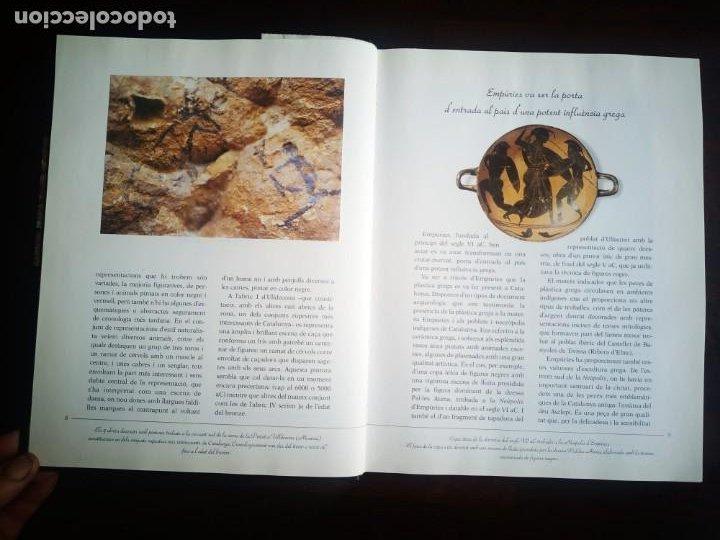 Libros: El llibre d´or de l´art Catalá Recopilacion en laminas/cromos obras historia del arte en Cataluña - Foto 3 - 288977838