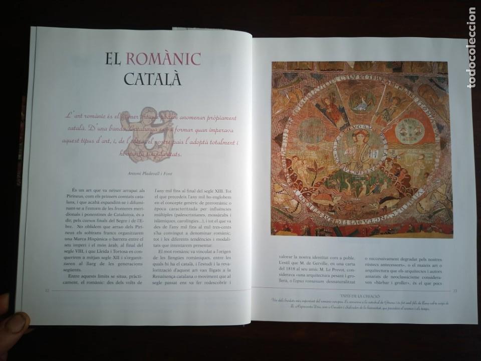 Libros: El llibre d´or de l´art Catalá Recopilacion en laminas/cromos obras historia del arte en Cataluña - Foto 5 - 288977838
