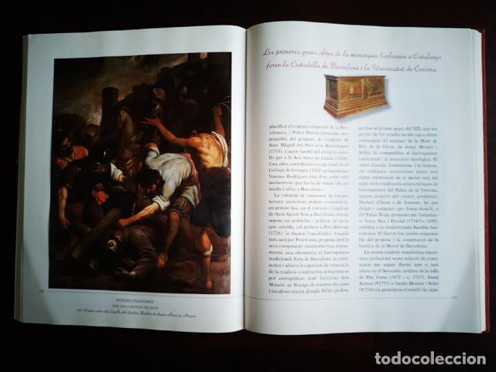 Libros: El llibre d´or de l´art Catalá Recopilacion en laminas/cromos obras historia del arte en Cataluña - Foto 10 - 288977838