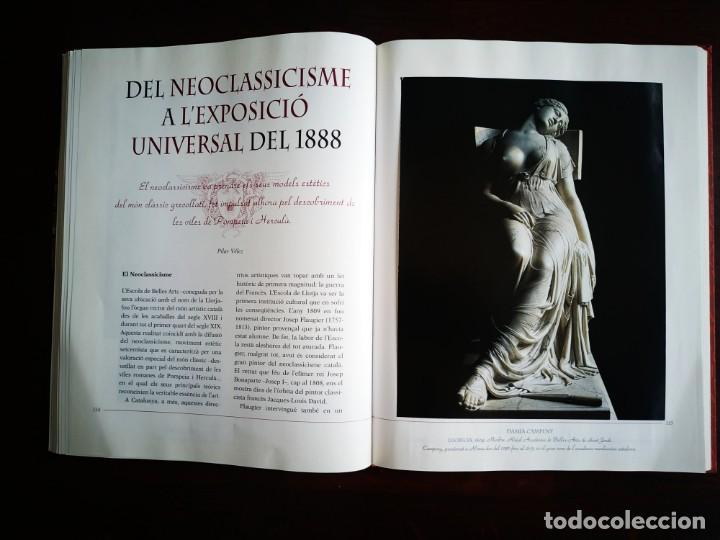 Libros: El llibre d´or de l´art Catalá Recopilacion en laminas/cromos obras historia del arte en Cataluña - Foto 11 - 288977838