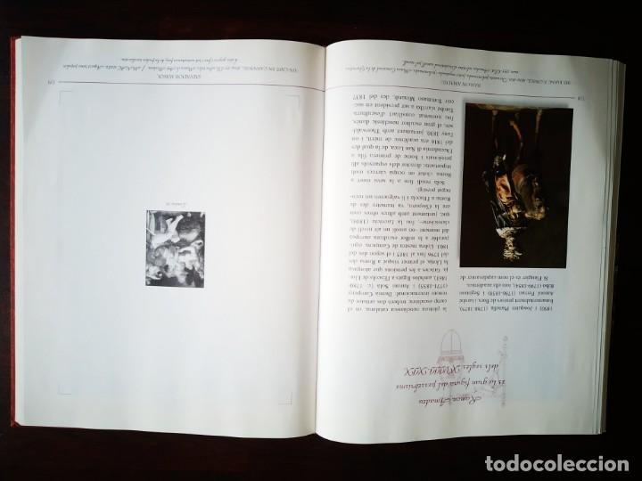 Libros: El llibre d´or de l´art Catalá Recopilacion en laminas/cromos obras historia del arte en Cataluña - Foto 12 - 288977838