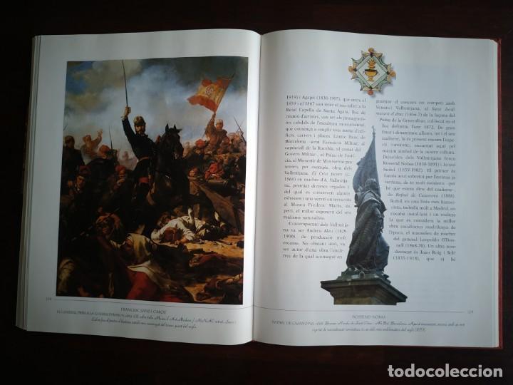 Libros: El llibre d´or de l´art Catalá Recopilacion en laminas/cromos obras historia del arte en Cataluña - Foto 13 - 288977838
