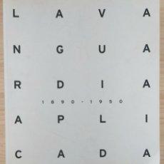 Libros: LA VANGUARDIA APLICADA-VV.AA.. Lote 289808063