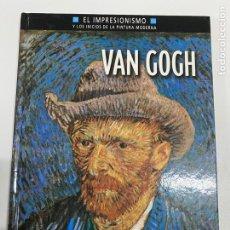 Libros: EL IMPRESIONISMO...VAN GOGH.VER FOTOS.PLANETA AGOSTINI.4,36 ENVÍO CERTIFICADO.. Lote 289900868
