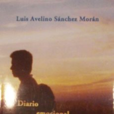 Libros: LIBRO DE POESÍA, LUIS AVELINO SANCHEZ MORÁN - DIARIO ATEMPORAL - POESIA EXTREMEÑA. Lote 7731068