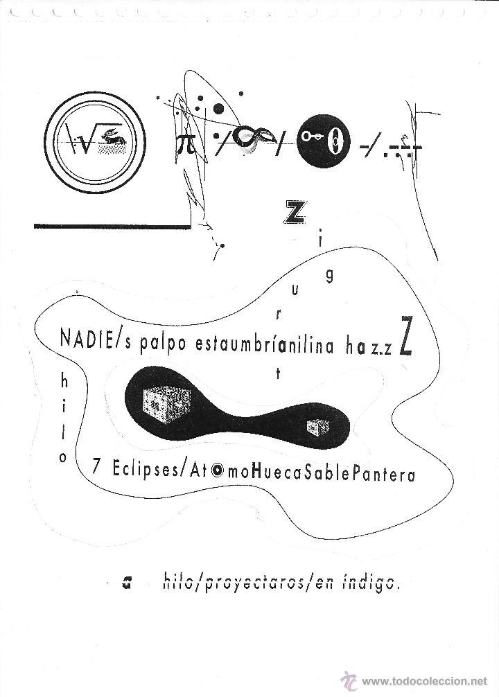 Libros: J.L.M. MALLADA : Mondo Daimon. (STI Ediciones, 2015) - Foto 4 - 49216178