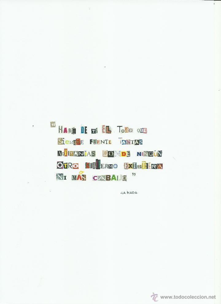 Libros: J.L.M. MALLADA : Mondo Daimon. (STI Ediciones, 2015) - Foto 5 - 49216178