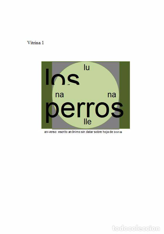 Libros: LUCIO MACARIO (LUIS MOLINER LORENTE) : Vitrinas. STI Ediciones / Convenzione dei Minimi, 2016 - Foto 2 - 68652037