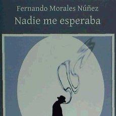 books - Nadie me espera Editorial Nazarí S.L. - 70661766