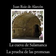 Libros: LA CUEVA DE SALAMANCA; LA PRUEBA DE LAS PROMESAS. Lote 70837939