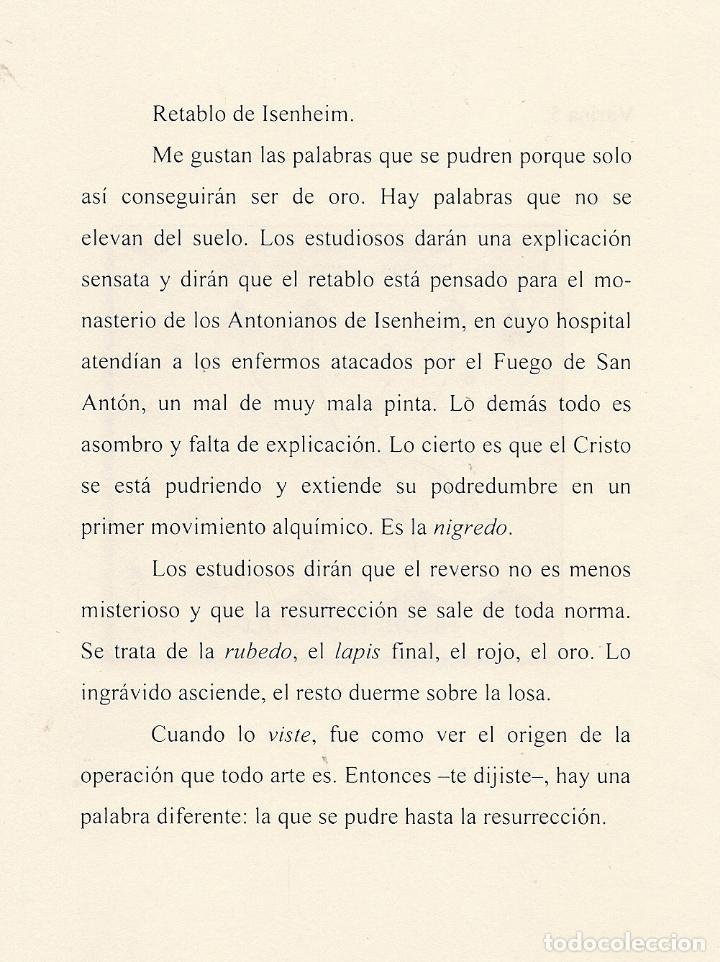 Libros: LUCIO MACARIO (LUIS MOLINER LORENTE) : Vitrinas. STI Ediciones / Convenzione dei Minimi, 2016 - Foto 5 - 68652037