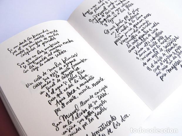 Libros: ROMANCERO GITANO DE FEDERICO GARCÍA LORCA ILUSTRADO POR 200 ARTISTAS. BLUR / MIL COEDITORES - Foto 3 - 96607983