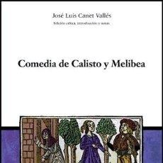 Libros: DE LA COMEDIA HUMANÍSTICA AL TEATRO REPRESENTABLE UNIVERSIDAD DE VALENCIA. Lote 104041815