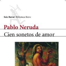 Libros: CIEN SONETOS DE AMOR. Lote 110530586