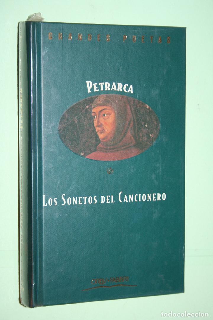 FRANZESCO PETRARCA *** LIBRO DE POESÍA *** COLECCION GRANDES POETAS (ORBIS - FABBRI) *** PRECINTADO (Libros Nuevos - Literatura - Poesía)