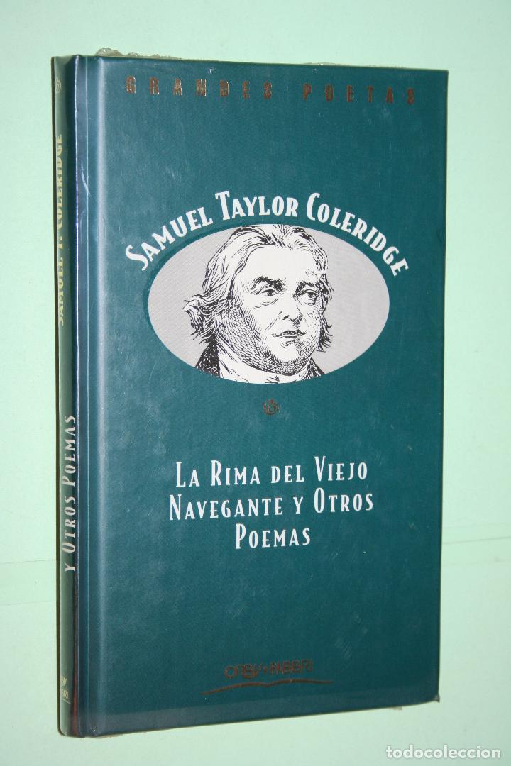 SAMUEL TAYLOR C. *** LIBRO DE POESÍA *** COLECCION GRANDES POETAS (ORBIS - FABBRI) *** PRECINTADO (Libros Nuevos - Literatura - Poesía)