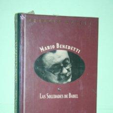 Libros: MARIO BENEDETTI *** LIBRO DE POESÍA *** COLECCION GRANDES POETAS (ORBIS - FABBRI) *** PRECINTADO. Lote 119254003