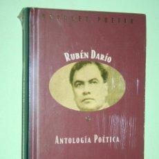 Libros: RUBÉN DARÍO *** LIBRO DE POESÍA *** COLECCION GRANDES POETAS (ORBIS - FABBRI) *** PRECINTADO. Lote 119263679