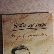 Libros: OBRA EN 4 TOMOS UNA SUITE 100 AÑOS DE MIGUEL HERNANDEZ. Lote 120567267