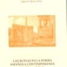 books - Las ruinas en la poesía española contemporánea.: Estudio y antología - 70621471
