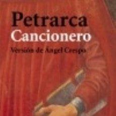 Libros: CANCIONERO. Lote 70910739