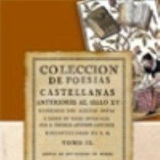 Libros: FACSÍMIL: POESIAS DE DON GONZALO DE BERCEO EXTRAMUROS EDICIÓN S.L. (FACSÍMILES). Lote 67834897