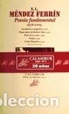 POESÍA FUNDAMENTAL (1976-2005) CALAMBUR EDITORIAL (Libros Nuevos - Literatura - Poesía)
